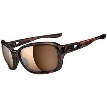 Oakley urgencia Oakley – Gafas de sol mujer polarizadas Active – Gafas de sol Wrap tortuga