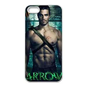 C-EUR Diy Green Arrow Hard Back Case for Iphone 5 5g 5s by runtopwell