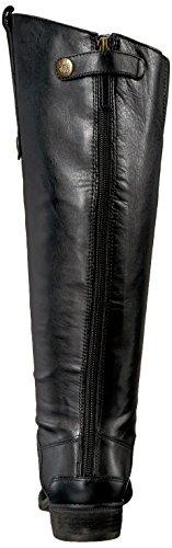 Equestrian Penny Edelman Boot Sam Leather Black 2 Women's wT6nEwFIWq