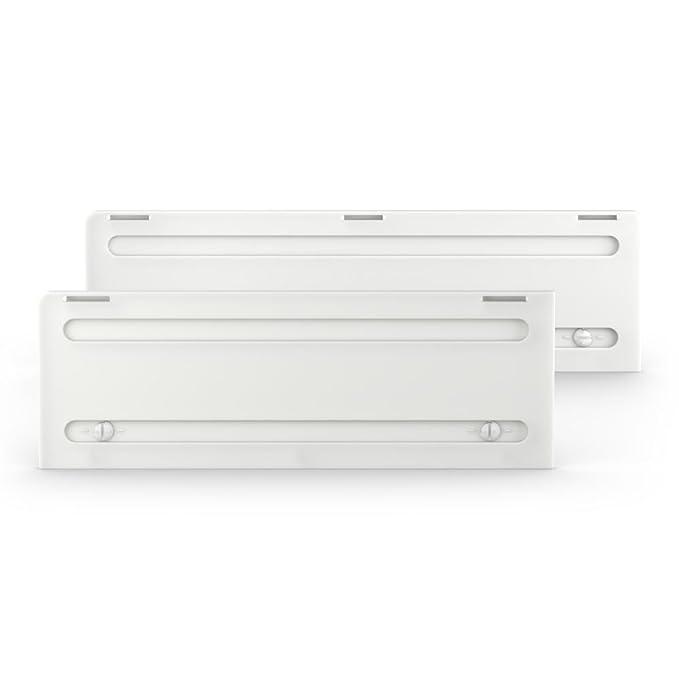 Dometic L100/200 - Cubierta para rejilla de ventilación de nevera ...