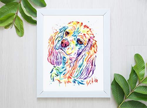 Cocker Spaniel Paintings - 7