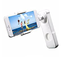 X-CAM SIGHT2 Smartphone Self Selfie Sticks Handheld Gimbal 2-axle Stabilizer Holder Brushless Bluetooth Control for iPhone 6s Plus/Samsung/Huawei/Camera
