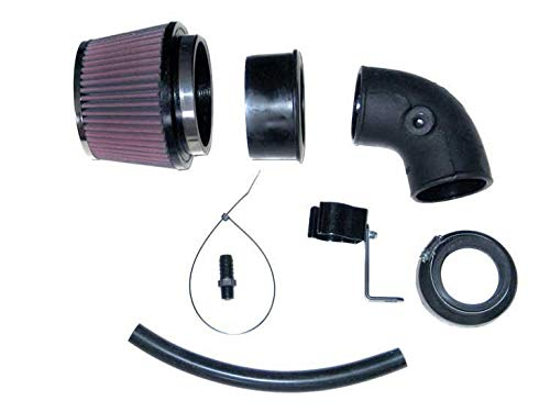 K&N Performance Air Intake Kit for BMW MINI ONE/COOPER 1.6L 16V 90/116BHP ()