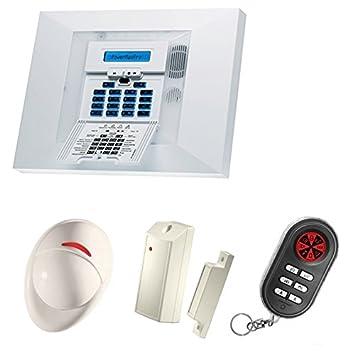 Visonic - Alarma Powermax Pro NF & A2P - Kit 1: Amazon.es ...