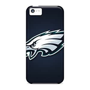Sanp On Case Cover Protector For Iphone 5c (philadelphia Eagles)