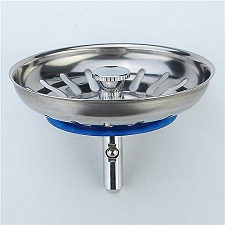 rivenditore sporco prezzo competitivo nuovi prodotti Tutoy 304 filtro per lavello da cucina in acciaio INOX tappo tappo ...