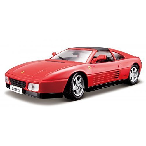 Ferrari 348 TS Red 1/18 by Bburago ()