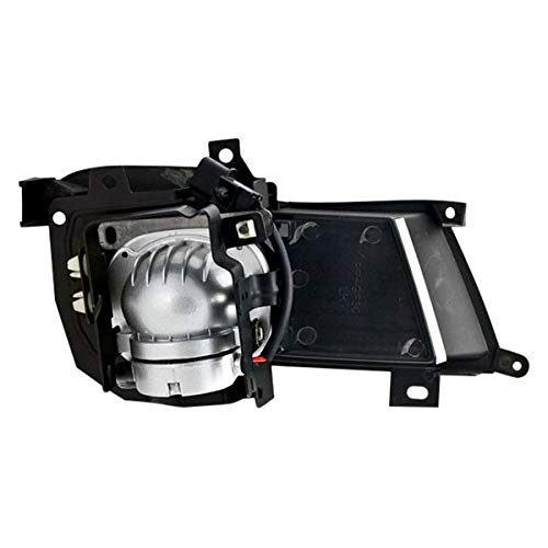 Mitsubishi Lancer 04 05 Clear Fog Light Kit with Wiring Harness Left Right Pair Set (Wiring Harness Mitsubishi Lancer)