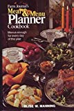 img - for Farm Journal's Meal and Menu Planner Cookbook book / textbook / text book