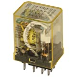 12 VDC 4 Pole Double Throw General Purpose Relay