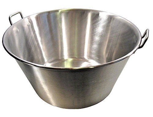 16 in stainless steel wok - 6