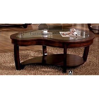 Winsome Genoa Rectangular Coffee Table