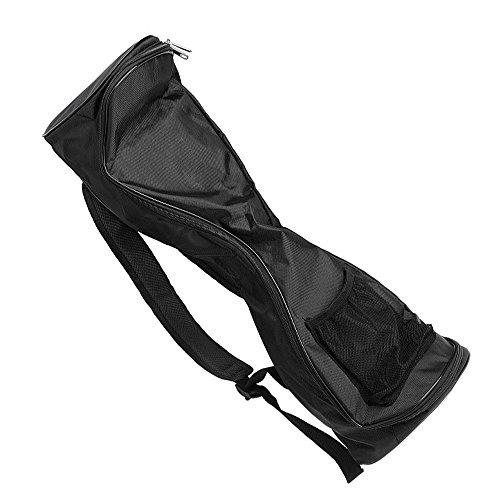 Gyroor Hoverboard Portable Waterproof Backpack Carrying Bag with Adjustable Shoulder Straps Storage Mesh Pocket for 6.5…