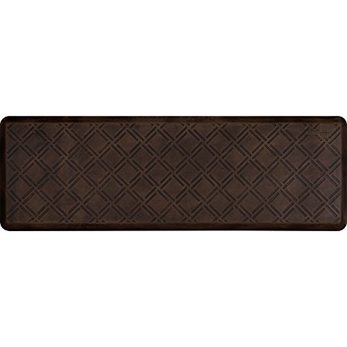 WellnessMats Anti Fatigue Moire Kitchen Antique
