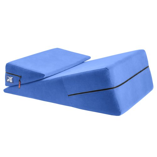 Liberator Bedroom Adventure Gear Wedge Ramp Combo Blue Import It All