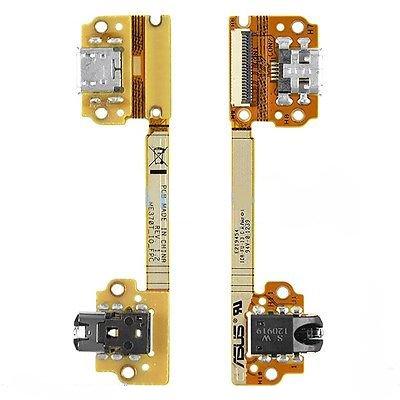 Dock USB Charging Port Headphone Jack 1st Gen Flex Cable Replacement for Asus Google Nexus 7 (1 Gen Nexus 7 Case)