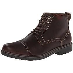 Clarks Men's Sumner Heath Boot