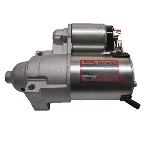 Kohler 25-098-21-S Lawn & Garden Equipment Engine Starter Assembly Genuine Original Equipment Manufacturer (OEM) Part (Kohler Engines Parts)
