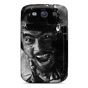 Durable Hard Phone Cases For Samsung Galaxy S3 (Ewz18420gfmR) Allow Personal Design High Resolution Akira Kurosawa Seven Samurai Series