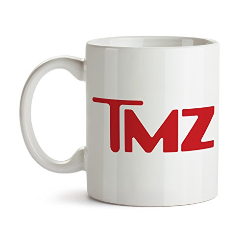 TMZ Mug - Cool Celebrity Gossip Super Funny and Inspirational Best Gifts Tea Cup - Grumpy Cat - Coffee Makes Me Poop - Ultimate Travel Gear Novelty Toilet Potty Humor - Kardashian Style Kourtney Shop