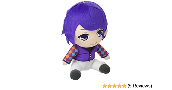 Amazon.com: Great Eastern Tokyo Ghoul GE-52812 Shuu Tsukiyama Plush: Toys & Games