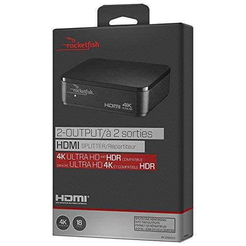 Rocketfish RF-G11603 3-Port HDMI Selector