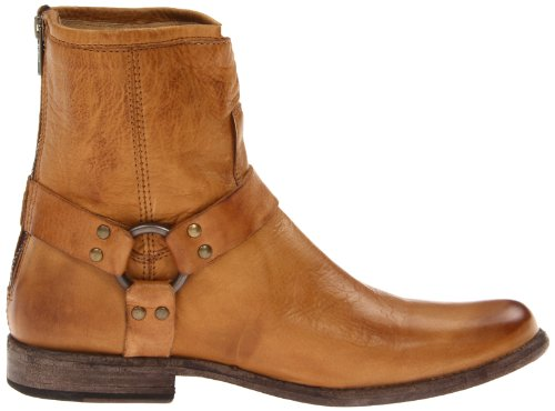 Pictures of FRYE Women's Phillip Harness Ankle Boot Grey 3