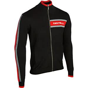 Castelli Meccanico Sweater Black, M