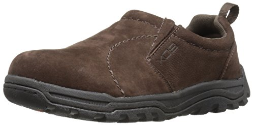 Rockport Work Men's Trail Technique RK6673 Industrial and Construction Shoe, Brown, 8.5 W (Toe Electrostatic Dissipating Slip)