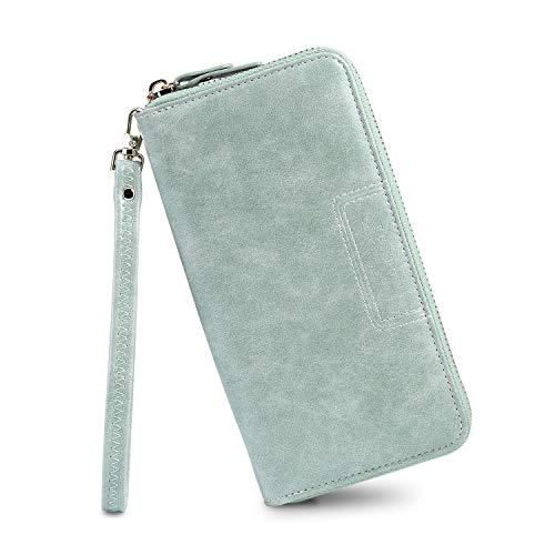 FT Funtor Wristlet Wallet for Women, Ladies