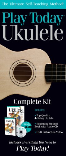 Hal Leonard Play Today Ukulele Complete Kit ()