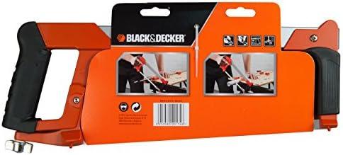 Black Decker BDHT0-20174 Scie /à m/étaux