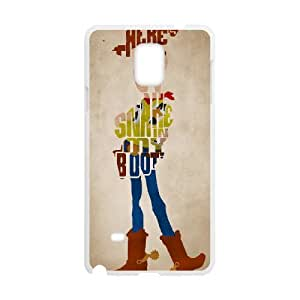 GGMOOX Toy Story Phone Case For Samsung Galaxy note 4 [Pattern-4]