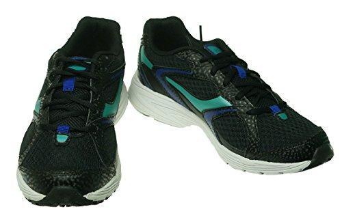 Ryka Streak Smr Dames Zwart / Blauwe Sneakers Zwart / Blauw