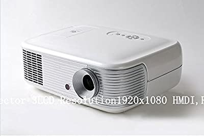GOWE FULL HD LED Projector 3LCD Resolution1920x1080 HMDI,RAC,S-video RCA,RGB