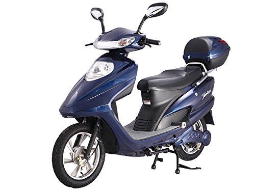 TaoTao ATE-501 Automatic 500 Watt Street Legal Electric Scooter w/ (Watt Electric Scooter)