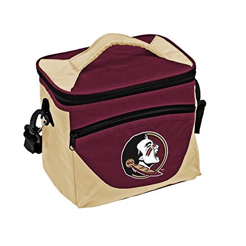 Logo Brands Collegiate 9-Can Halftime Cooler with Front Dry Storage Pocket and Shoulder Strap