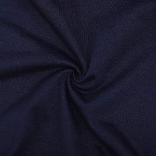 Felpe Maglie e Collo Donne Autunno Camicia Manica Rotondo Maglietta Moda Casual T Nuovo Patchwork Shirts Tops Primavera Jumper a Lunga 8OxqgFfw