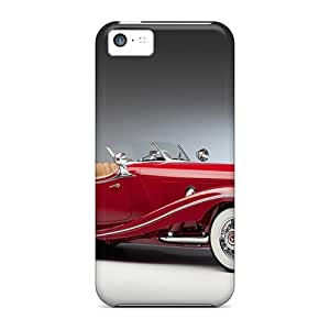 Premium NtDVx48421JcbuA Case With Scratch-resistant/ 1935 Mercedes Benz 500k Luxury Roadster Case Cover For Iphone 5c