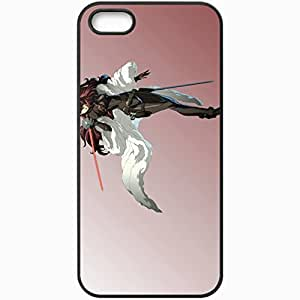 taoyix diy Personalized iPhone 5 5S Cell phone Case/Cover Skin Persona 4 Black