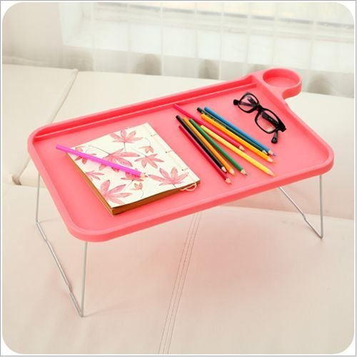 NPLE--On The Bed Using Notebook Mini Table Foldable Multifunction - Eugene Mall Stores