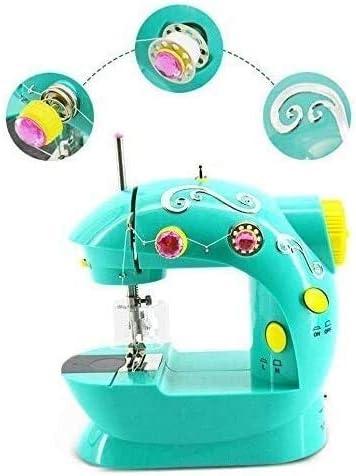 Accessaries coser Mini Toy de coser eléctrica de la máquina, los ...