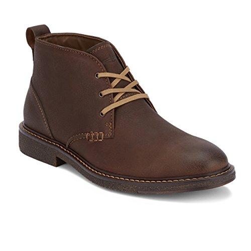 Dockers Men's Tulane Chukka Boot, Brown-205, 9.5 M (205 Boots)