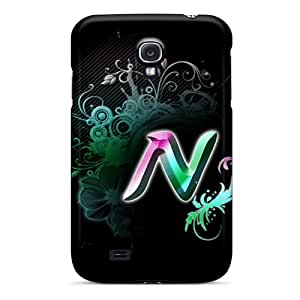 Flexible Tpu Back Case Cover For Galaxy S4 - N Rainbow