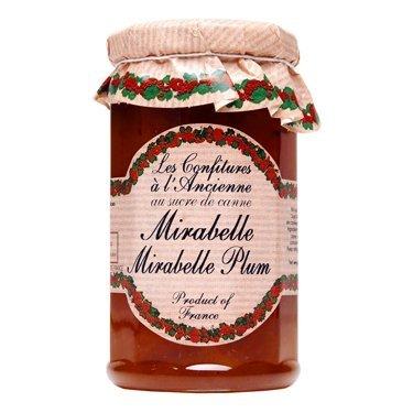 Les Confitures a l'Ancienne Mirabelle Plum Jam (9 ounce) by Les Confitures à l'Ancienne