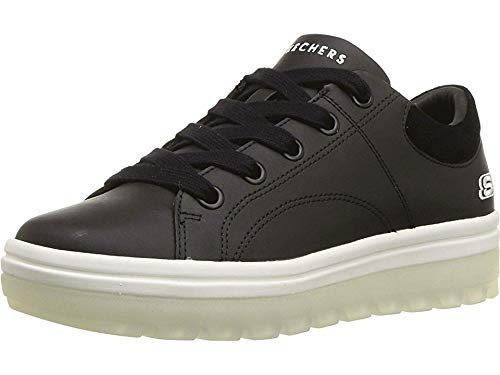 Skechers Street Cleat C-THR-U Womens Sneakers,Black,10 from Skechers