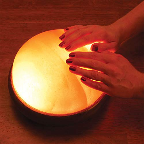 Himalayan Foot Detox Dome Salt Lamp   Remove Toxins & Relax Tired & Achy Feet   8-11lbs by Himalayan Glow (Image #6)