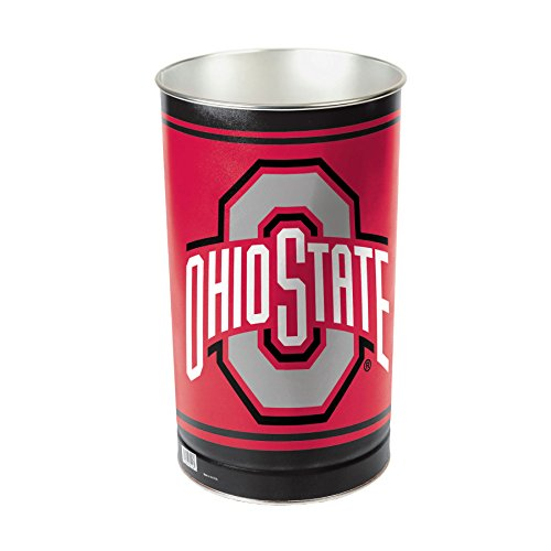 Ohio State Wastebasket - NCAA Ohio State Buckeys Helmet Wastebasket