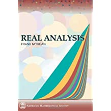 Real Analysis (amsns AMS non-series title) by Frank Morgan (2005-07-30)