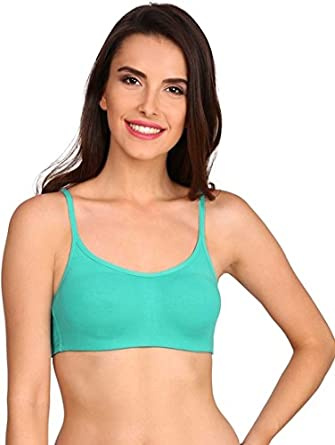 fb582a0a8c Jockey Women s Cotton Soft Cup Bra  Amazon.in  Clothing   Accessories
